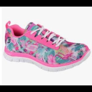 Skechers Flex Appeal Bloom Sneaker